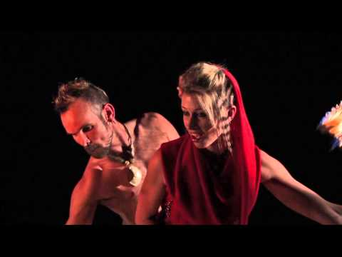 Lester & Samantha Partner Contact staff fire dance performance