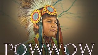 Native American Powwow Dance