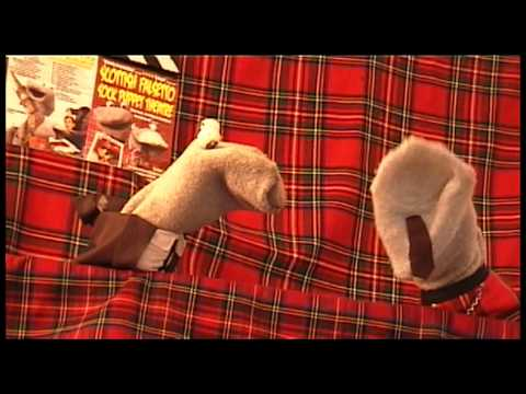 Travel Gags - Scottish Falsetto Sock Puppet Theatre