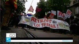 العنف يطبع مسيرة عيد العمال بفرنسا
