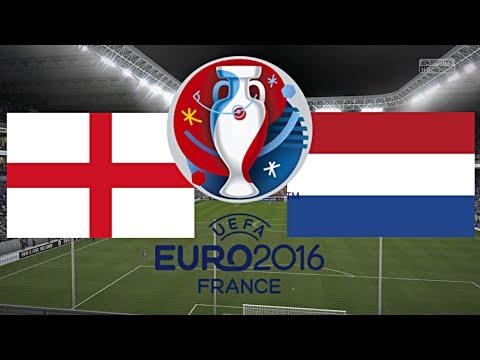 Frankreich Gegen Holland