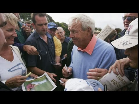 Arnold Palmer's Letters Leave Enduring Legacy | The Masters Golf Tournament