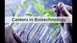 Scopes Of Biotechnology (English and Hindi)