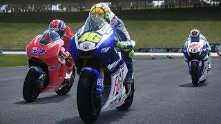 MotoGP 17   RACE MotoGP HISTORIC    Casey Stoner 2007   Sepang   gameplay