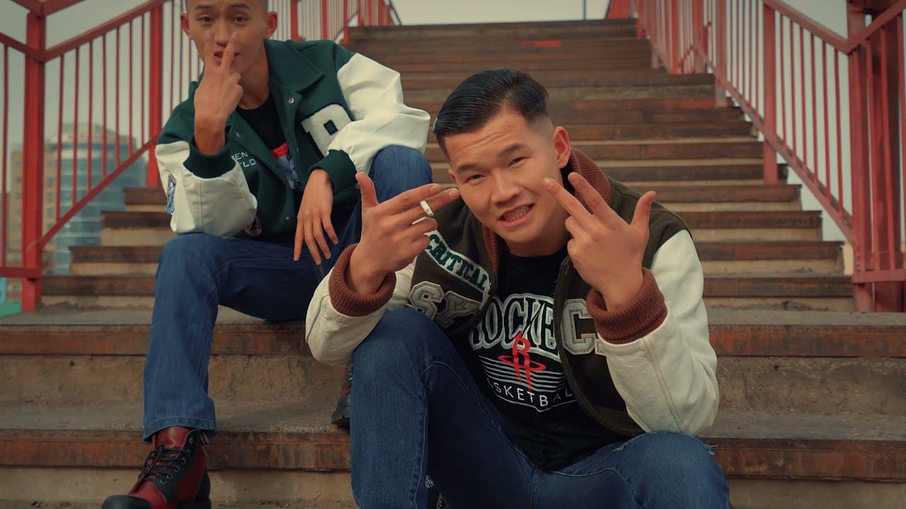 Download Gangaa & Erdene - Badboys ft 976 Beatz (Official music video)