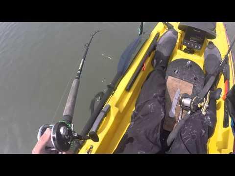 2 Day Kayak Fishing South Wales