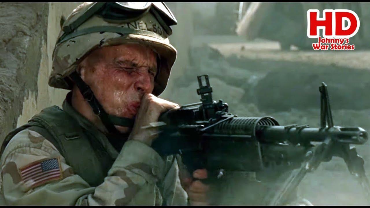 Download Black Hawk Down Combat Scene