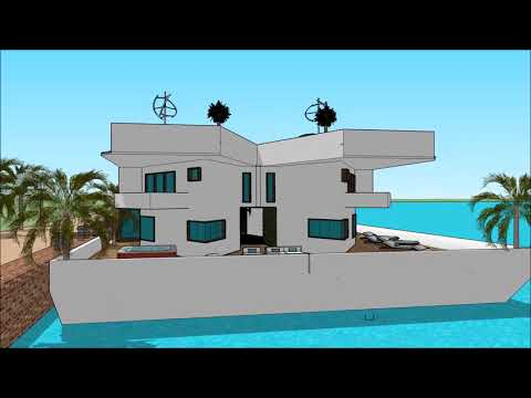 HOUSEBOATS AUCKLAND ON WATER BOAT SHOW 2018 UNITED STATES US HOUSEBOAT LIVING  Houseboat design 2018