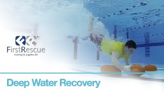 Deep Water Recovery - RLSS National Pool Lifeguard 8th Edition
