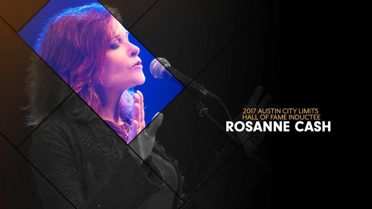 Rosanne Cash | Austin City Limits Hall of Fame 2017