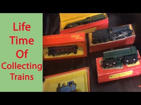 Amazing Collection 50 Years Worth Of Train Set Bought For Resale Online On Ebay