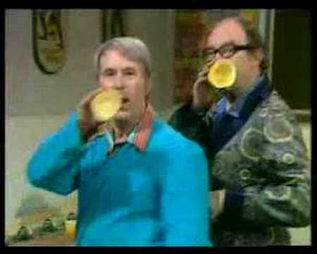 Classic Comedy Morecambe and Wise