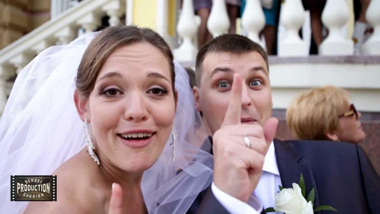 Самая прикольная свадьба 2012