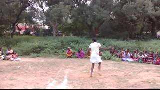 Mocha Kotta Pallazhagi dance by Muhilan at MATTANGAL