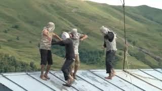 Мощная сельская свадьба в Дагестане)) Курбан Гусейханов