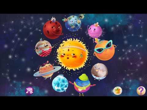 Lil Space приложение. Интересные рассказы про планеты и космос