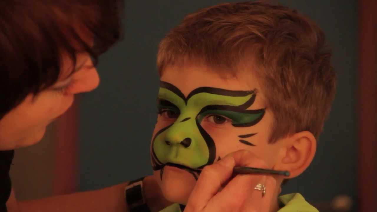 schminken dieren makkelijk