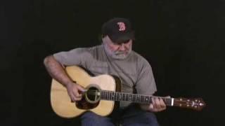 Wayne Henderson plays The Steel Guitar Rag