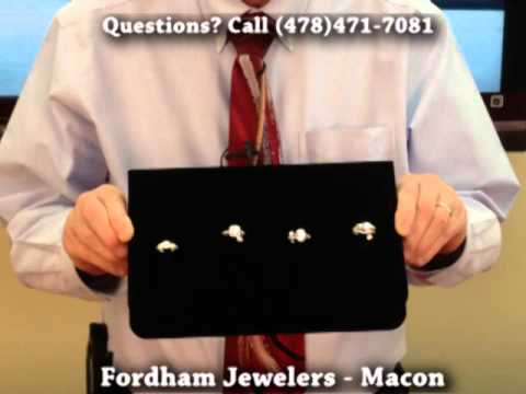 Sell Your Diamond At Fordham Jewelers (Macon, GA)