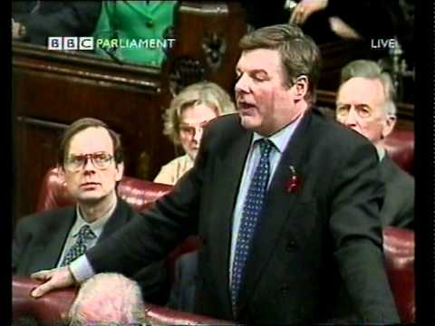 House of Lords Reform - chaos breaks out - 1999