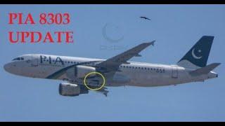 PAKISTAN INTERNATIONAL AIRLINES #8303 UPDATE #2 23 May 2020