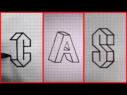 vẽ hình 3D đơn giản mà ai cũng có thể  thực hiện - happy origami #2