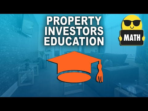 PROPERTY EDUCATION: Investors - Invest in assets first and liabilities second