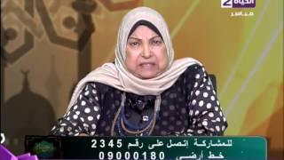 بالفيديو.. «صالح» لسيدة «ابعدى عن ابنك ومراته وادعيلهم بالهداية»