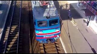на посадку Поезд №108 Одесса Ужгород