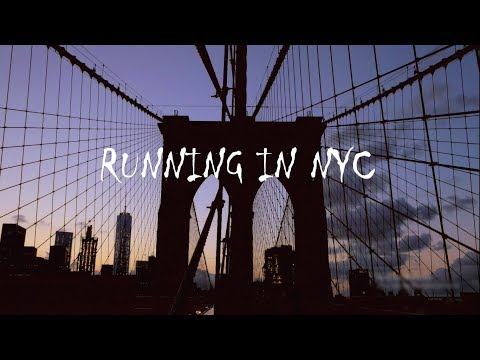 May - Running in NYC (music video)