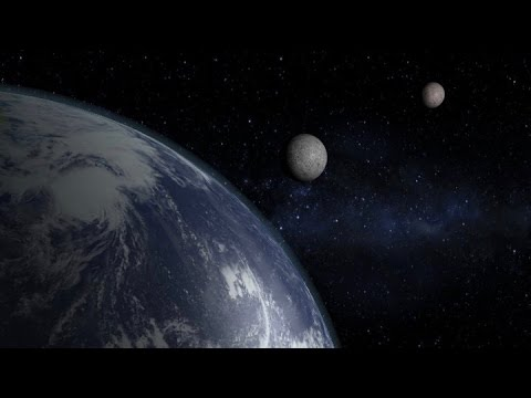 """Earth's Second """"Mini"""" Moon Discovered by NASA"""