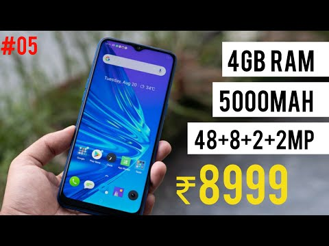 Top 5 Best Smartphone's Under 10000 In 2019 || October Phones Under Rs10000