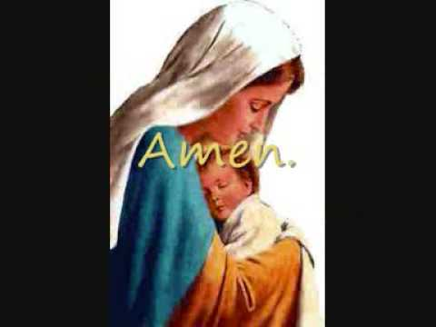 Ave Maria + Lyrics (Bach / Gounod) - Je vous salue Marie