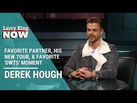 Favorite Partner, His New Tour, & Favorite 'DWTS' Moment - Derek Hough Answers Your Questions