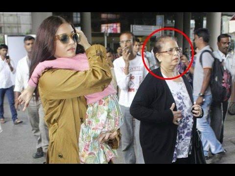 Aishwarya Rai Mother Falls & Bleeds At...