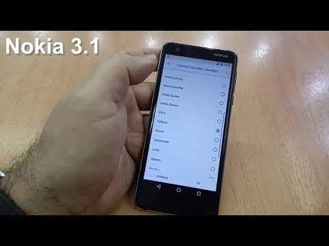 Nokia 3.1 By HMD Incoming Call