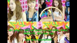 Girl group's Talk Talk SNSD Cut 2NE1, KARA, 4MINUTE, BEG] Sub E