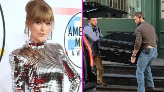 Taylor Swift Travels Inside Suitcase to Avoid Paparazzi