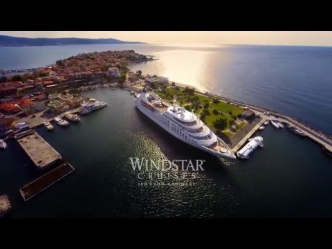 Windstar Cruises Small Ship Luxury Cruise in Europe