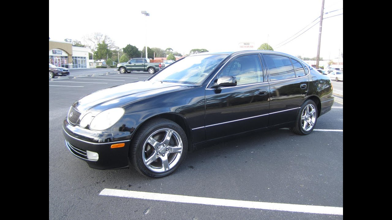 Sold 1999 Lexus Gs 300 Meticulous Motors Inc Florida For Sale