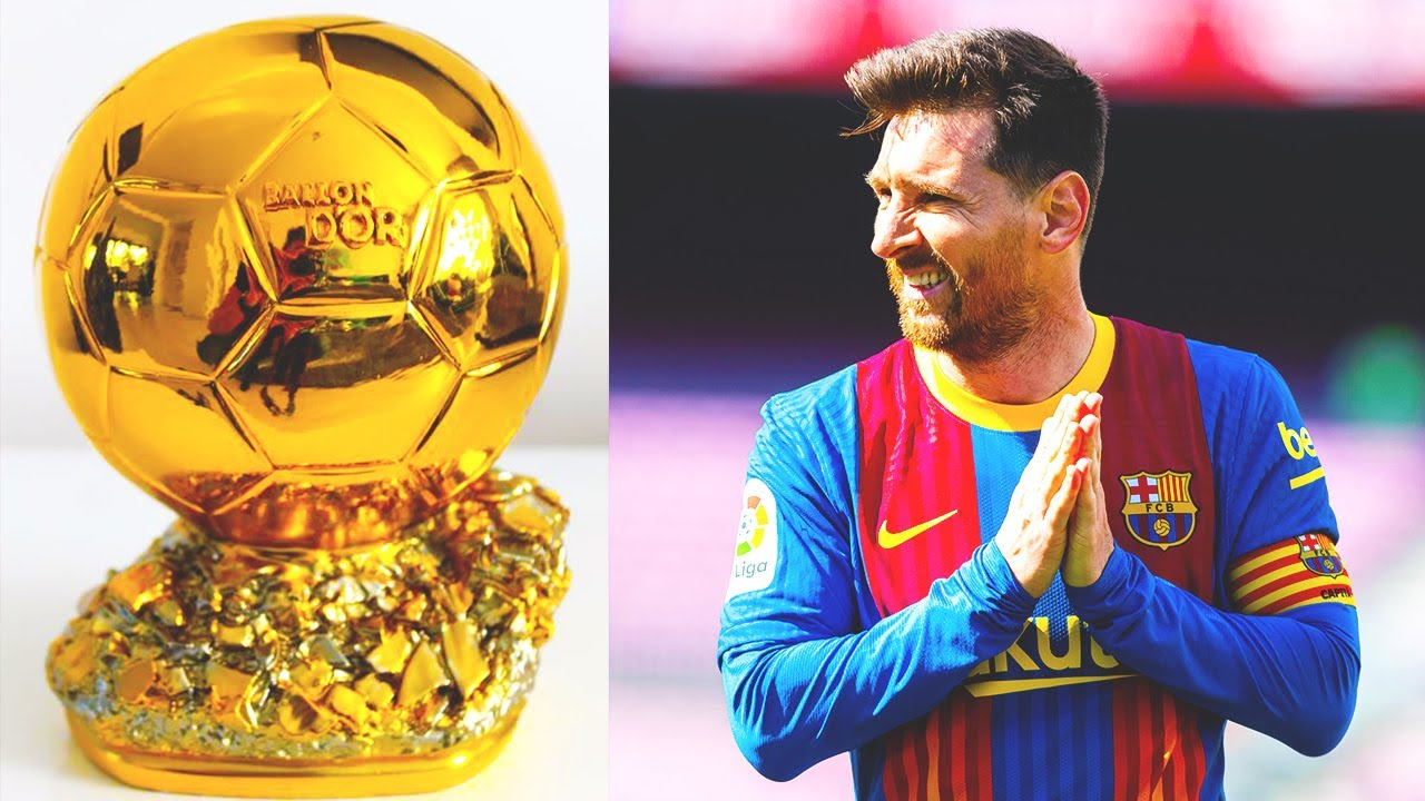 THE NEW 2021 BALLON D'OR RANKING HAS SHOCKED EVERYONE! WILL MESSI REALLY WIN HIS 7TH GOLDEN BALL?
