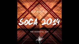 Soca 2014 - The Essential Mix | DJ Alex C [W/Tracklist & Download]