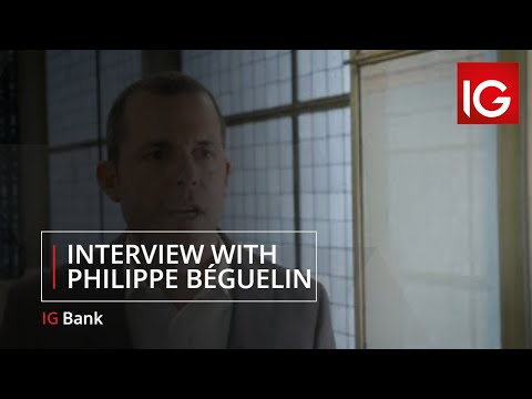 Interview with Philippe Béguelin | Swiss Trading Day 2019