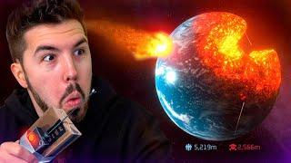 Oh vaya! He destruido La Tierra…