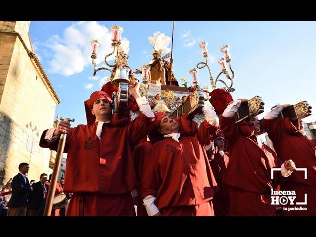 VÍDEO: SEMANA SANTA 2017: Martes Santo: Humillación y Servitas