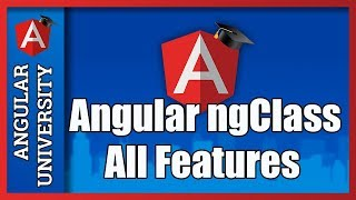 💥 Angular ngClass Core Directive - Learn All Features