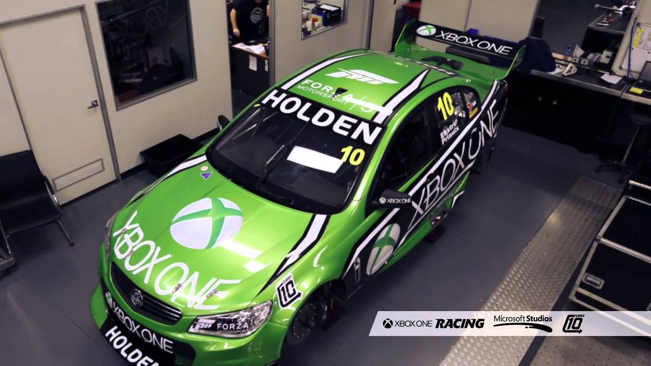 meet our xbox one race car youtube