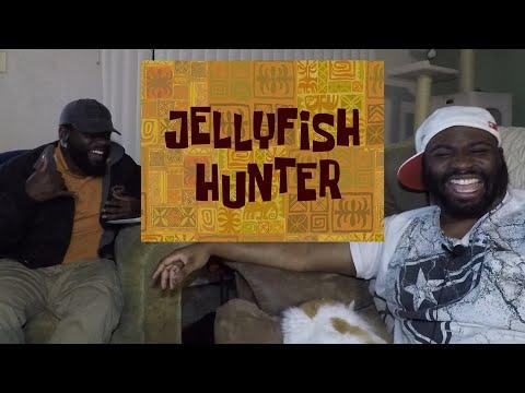 SPONGEBOB JellyFish Hunter Episode_JamSnugg Reaction