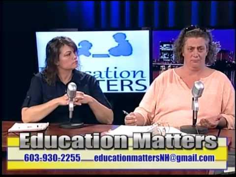 Download Education Matters Episode 32 September 8, 2014   Patrice Benard & Victoria Sullivan