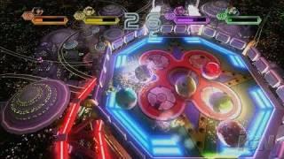 Fuzion Frenzy 2 Xbox 360 Gameplay - Pinball